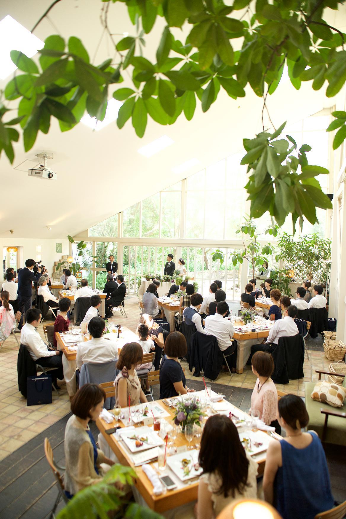 GREENHILL WEDDING ~FLOWER①~