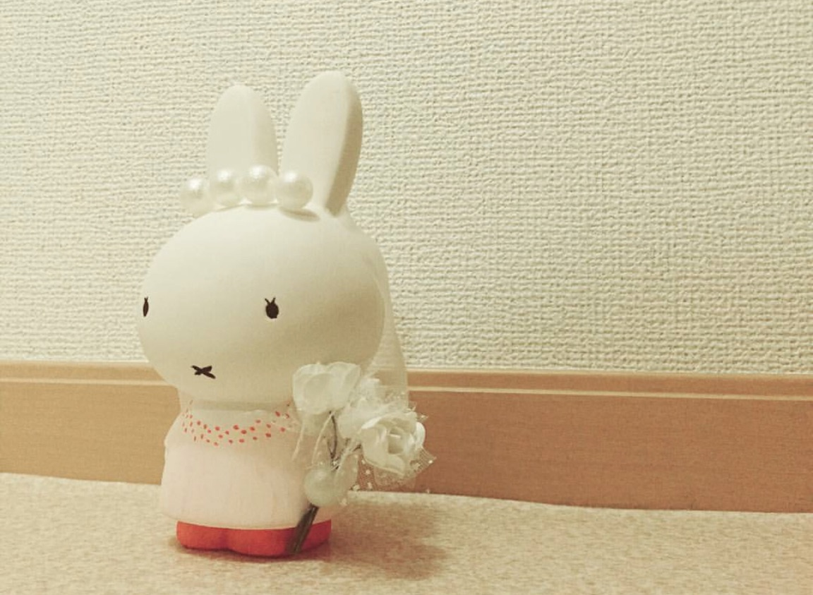 Miffy Wedding