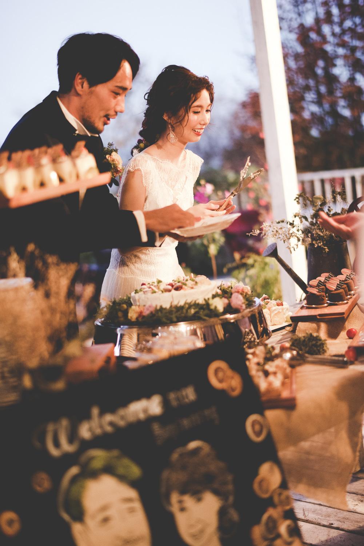 GREEN HILL JUNE BRIDAL FAIR – dessert buffet – BRIDAL FAIR